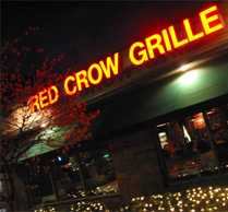 Red crow front
