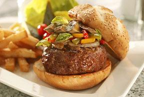 BurgerbarPortobelloburger