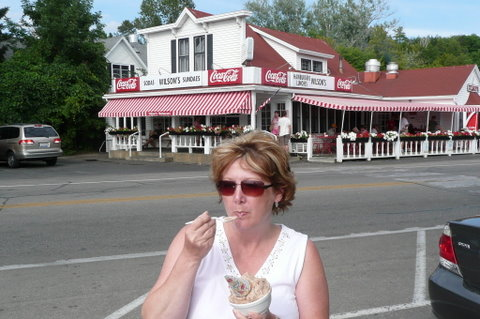 Road Tips Three Guilty Pleasures Of Door County