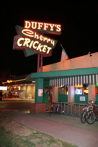 Duffy's front