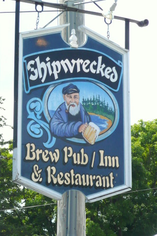 Road Tips Shipwrecked Brewery And Inn Door County