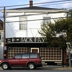 Jack fry's front