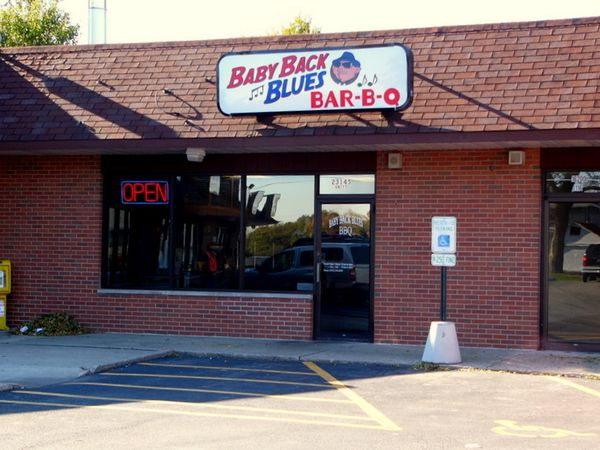 Road Tips Baby Back Blues Plainfield Il