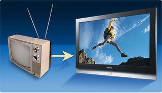Analog-to-digital-tv
