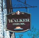 Walker bros sign