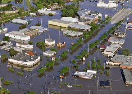 Mondos flooding