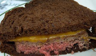 Hackney's burger