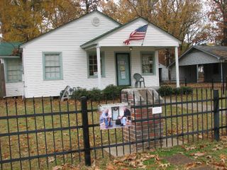 Clinton Boyhood home