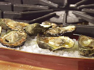 Bubba's oysters