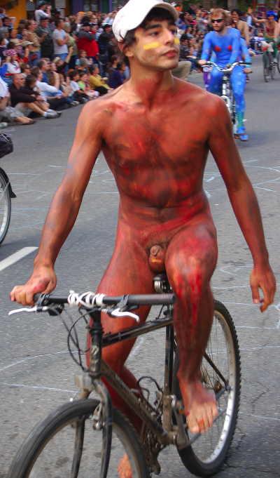 Boybikeing