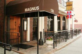 Magnus front