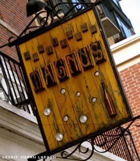 Magnus sign