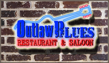 Outlaw blues logo