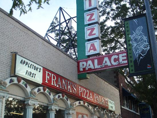Frank's front