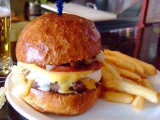 Sobleman burger