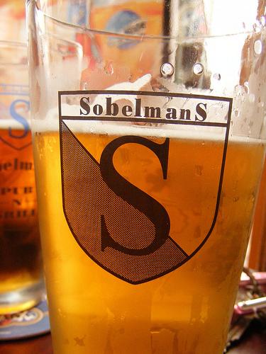 Sobleman's glass