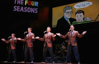 Jersey boys chicago