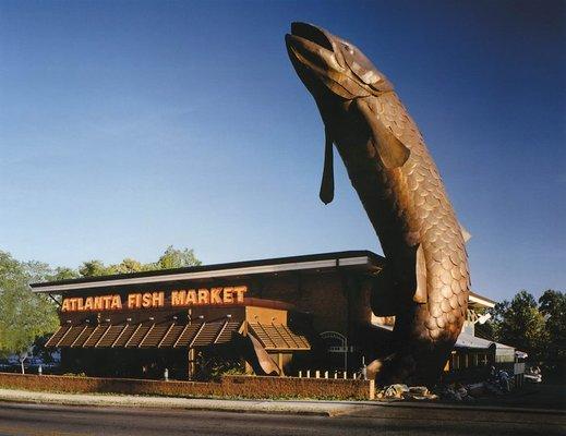 Atlanta Fish Market front