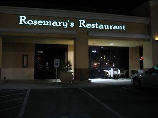 Rosemary's front