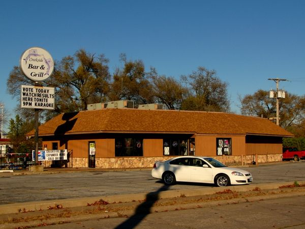 Road Tips Creekside Bar And Grill Davenport Ia