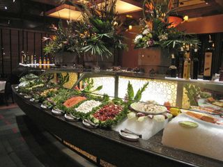 Fogo salad bar