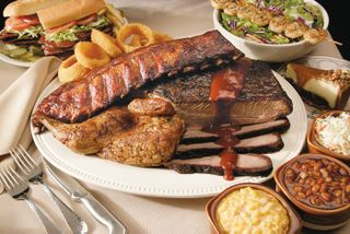 Smokehouse food