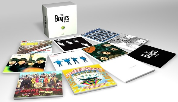 Beatles in Mono