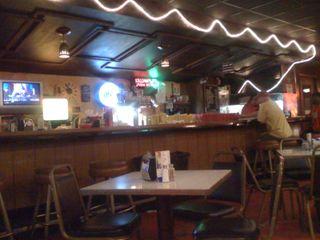 Matts bar inside