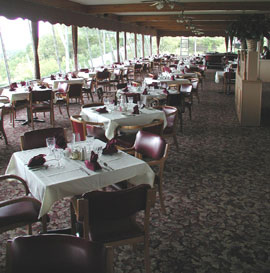 Timmerman's dining