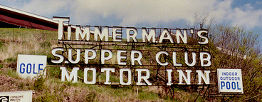 Timmerman's sign