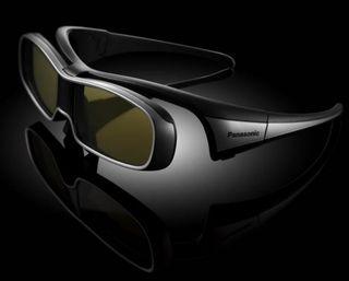 Panasonic glasses