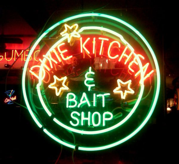 Dixie Kitchen: Road Tips: Dixie Kitchen And Bait Shop