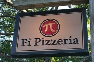 Pi sign