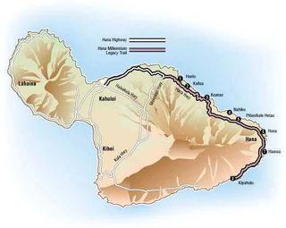 Hana road map