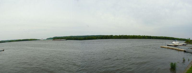 Clayton riverfront