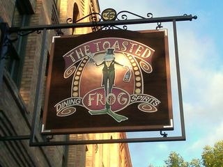 Toasted Frog 7