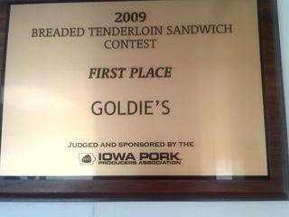 Goldie's 3