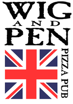 Wig and Pen logo
