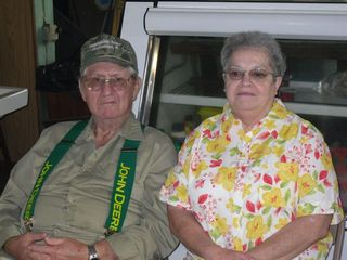 Roy Lee and Helen Tuttle