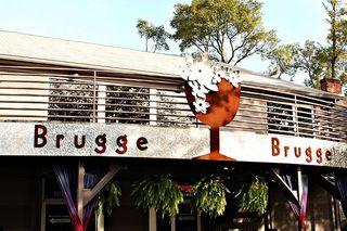 Brugge sign
