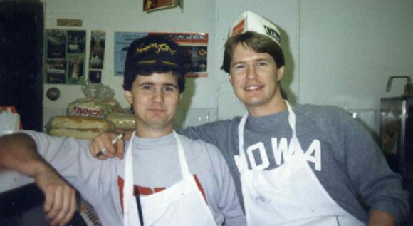 John and Joe Brooks