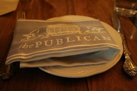 Publican napkin