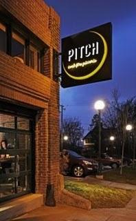 Pitch outside