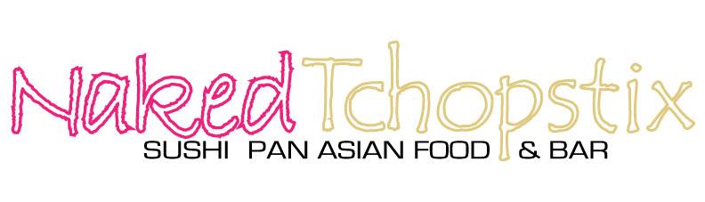Naked tchopstix logo