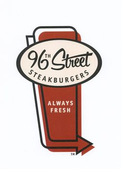 96th st. logo