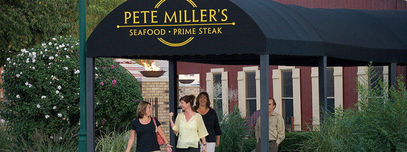 Pete millers awning