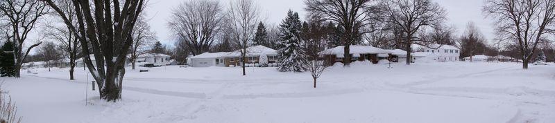 Feb 11 Blizzard Front