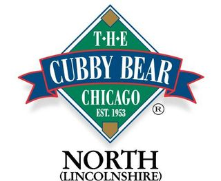 Cubby Bear north logo