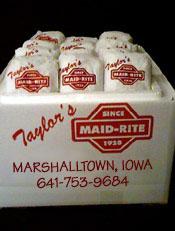 Taylor's ship box