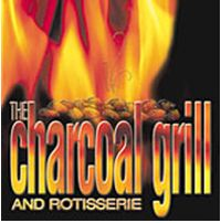 Charcoal grill logo